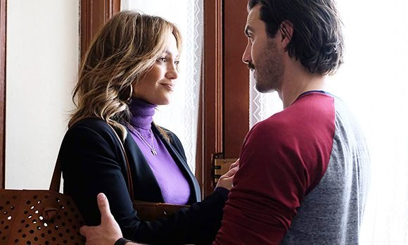 Jennifer Lopez Makes Out With Milo Ventimiglia In New Movie 'Second Act' — See 1st Trailer