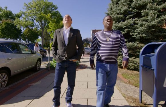 Seinfeld and Tracy Morgan's NJ equestrian center visit was 'spontaneous'