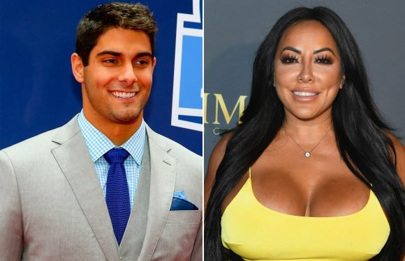 Porn star gives Jimmy Garoppolo rave reviews