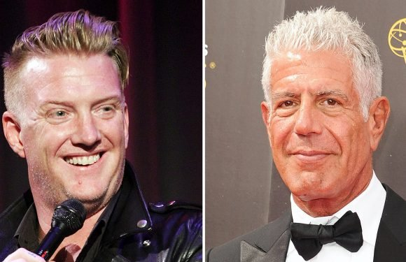 Josh Homme Shares Letter Anthony Bourdain Wrote to His Daughter
