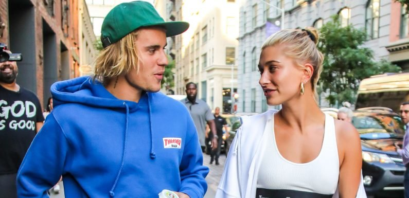 Justin Bieber Responds to Pregnancy Rumors About Hailey Baldwin, & Their PDA Continues