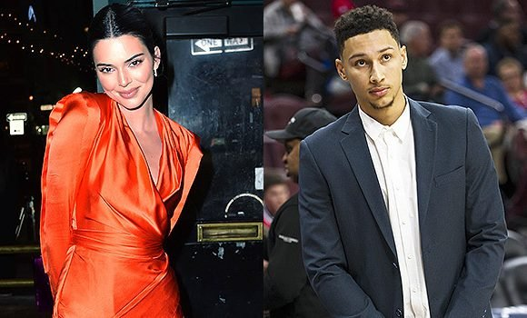 Kendall Jenner & Ben Simmons Were Spotted 'Getting Cozy' In Hot Tub At A Hotel In Beverly Hills