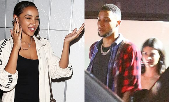 Tinashe Shows Up At The Same Party As Kendall Jenner & Ben Simmons After Denying Stalking Rumors