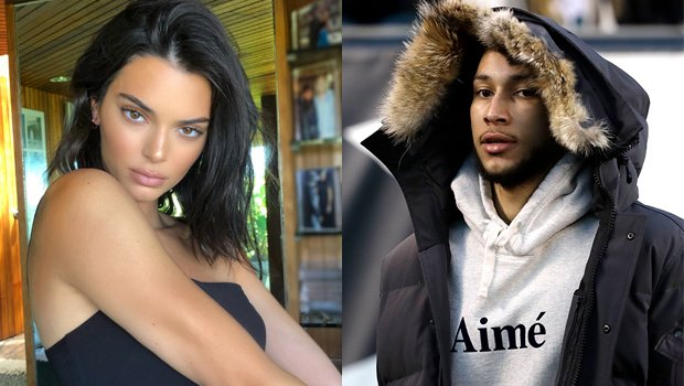 Kendall Jenner Cuddles Up To BF Ben Simmons At His Birthday Dinner In Adorable New Video