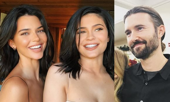 Kylie & Kendall Jenner's Brother Brandon Sends Sweet Message on Instagram — See Pic