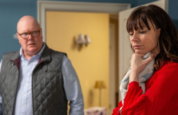 Emmerdale's tragic baby news to spread as Chas Dingle's family discover the truth