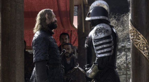 Game of Thrones star The Mountain teases season 8's Cleganebowl