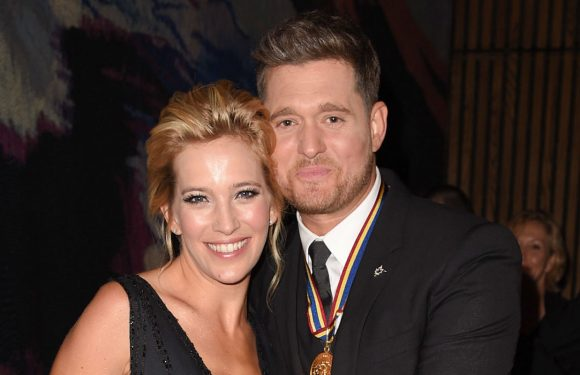 Michael Bublé expecting a daughter with his wife, Luisana Lopilato