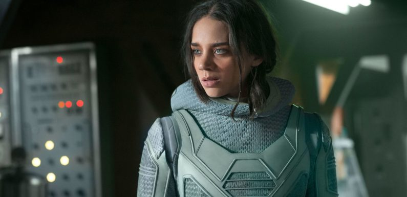 Ant-Man and the Wasp's Hannah John-Kamen reveals that she's a huge Spice Girls fan
