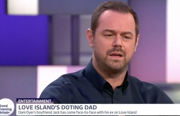 Danny Dyer is following in his daughter's footsteps in a brand new reality TV show about love