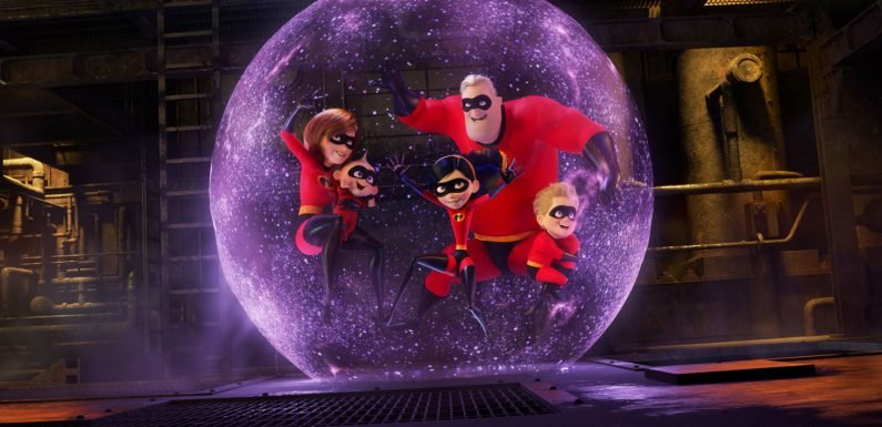 "Incredibles 2 star Holly Hunter says the movie has a ""triumphantly feminist message"""