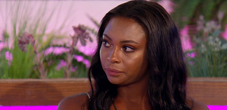 "Love Island's Samira Mighty slams ""annoying"" Georgia Steel for choosing to break up with Sam Bird"