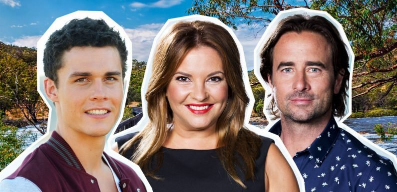 8 Aussie soap stars who appeared in BOTH Neighbours and Home and Away