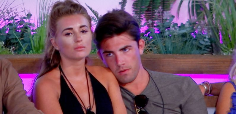 Love Island dumps two islanders – and welcomes two more – in shock villa reshuffle