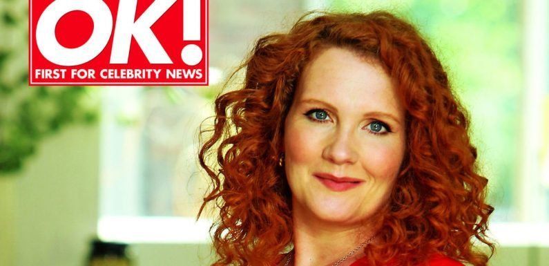 "Coronation Street star Jennie McAlpine ""can't wait"" to welcome her second child"