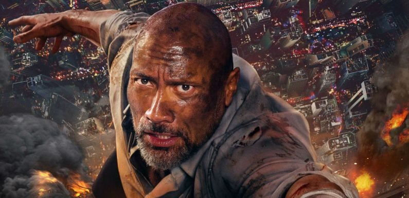 Skyscraper review: Dwayne Johnson battles vertigo and a weak script in Die Hard copycat