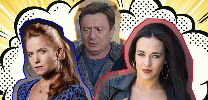 6 soap stars who slagged off their show… and then went back!