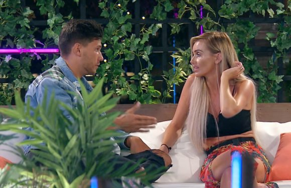 The tweet challenge is FINALLY happening on Love Island, and it causes as much drama as you'd expect