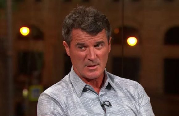 Roy Keane fighting with Ian Wright being hailed one of the best TV moments of the World Cup