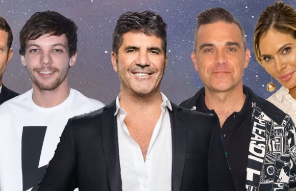 """The new X Factor judges defend """"underdog"""" Ayda Field's spot on the panel"""