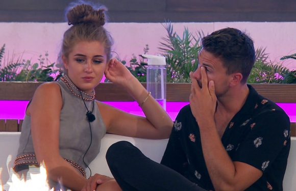 Eagle-eyed Love Island fans think they've found proof that Georgia Steel and Sam Bird have quit