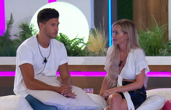 Love Island's Jack Fowler dumps Laura Anderson – then kisses the new Laura