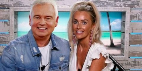 Eamonn Holmes hints he's going into the Love Island villa after Laura Anderson's comments last night