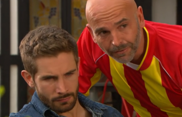 Hollyoaks fans disgusted by Buster's treatment of Brody