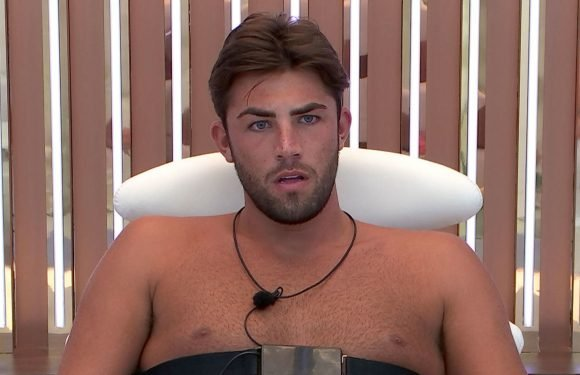 Things aren't looking good for Love Island's Jack Fincham and Dani Dyer after this shock task