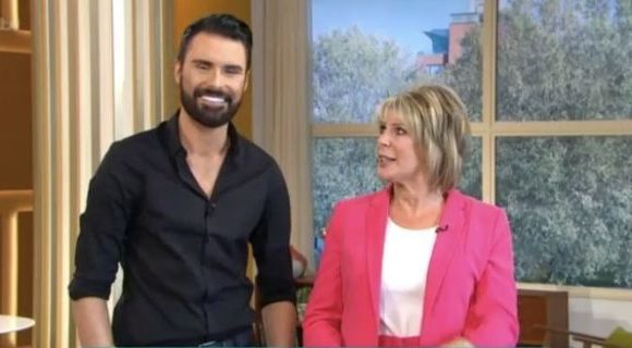 Rylan Clark-Neal steps in to host after Eamonn Holmes pulls out of This Morning