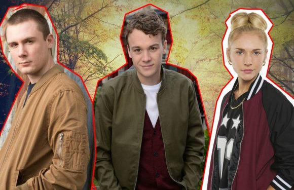 Where are EastEnders' missing Carters now? Here's what happened next for Maddy Hill, Sam Strike, Danny-Boy Hatchard and more