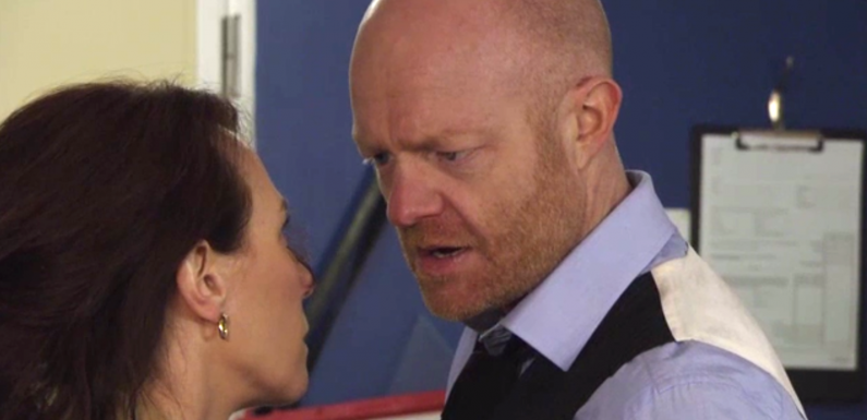 EastEnders lines up kiss shock for Max and Rainie Branning tonight