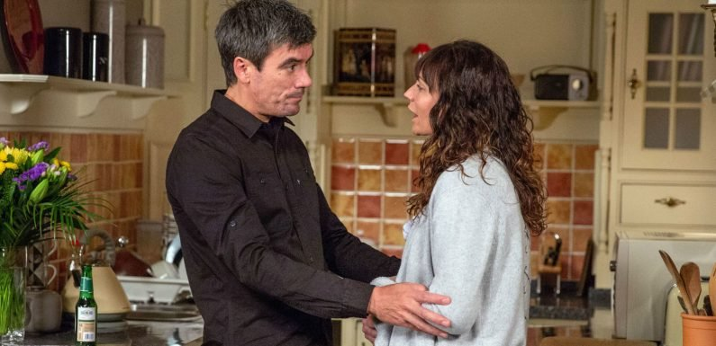 Emmerdale's Chas Dingle makes a sad decision after shock discovery tonight