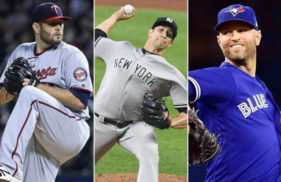 Cashman may be halfway to magically making 2 top starters appear