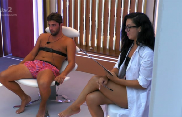 Love Island lie detector tests are 'complete rubbish' and shouldn't be trusted, according to an expert