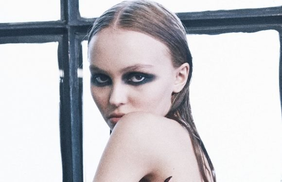 Johnny Depp's Daughter Lily-Rose Depp Celebrates Turning 18 With Topless Magazine Spread