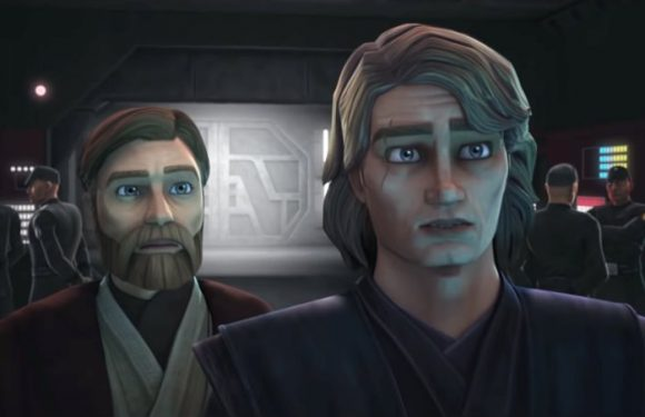 'Star Wars: The Clone Wars' Debuts First Trailer for New and Final Season