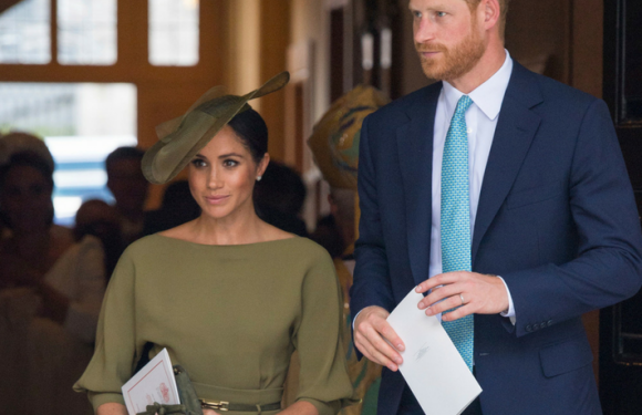 Meghan Markle Slammed For 'Drab' Green Ralph Lauren Dress