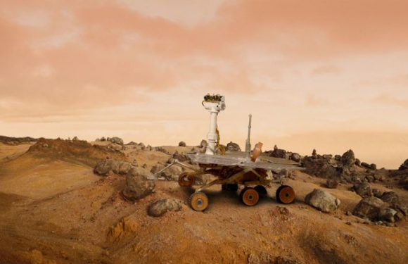 New Mars Rover Needs A Name, But Marsy McMarsface Is Definitely Out, So Don't Suggest It