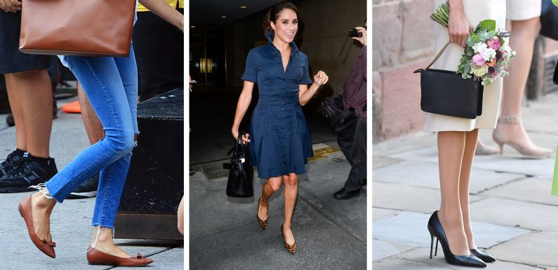 Definitive Proof Meghan Markle Is Obsessed With This Shoe Designer