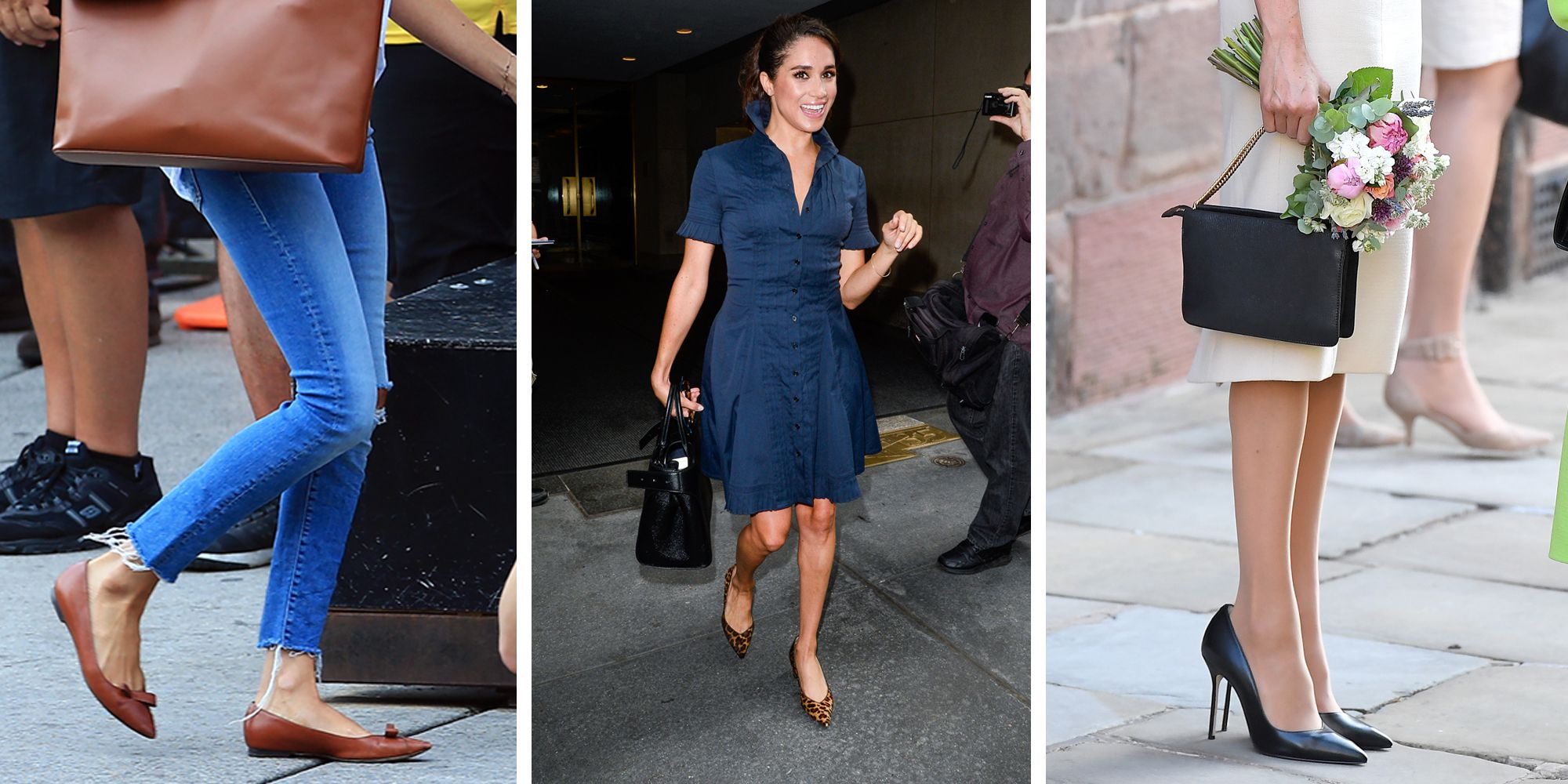 Definitive Proof Meghan Markle Is Obsessed With This Shoe