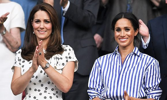 Meghan Markle: Why She Removed Her Hat At Wimbledon — Was She Following Royal Protocol?