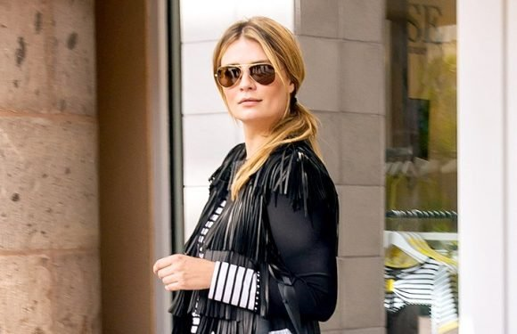 Mischa Barton Headed Back to the O.C. to Shop