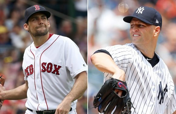 Welcome to a Yankees-Red Sox race that's about to heat up