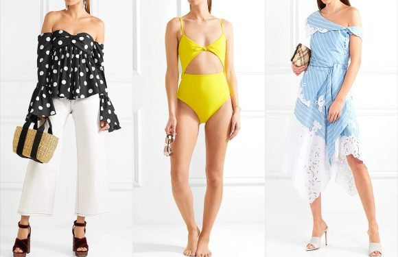 Net-a-Porter is Having an Insanely Awesome 80 Percent Off Sale! Here's Exactly What We're Buying