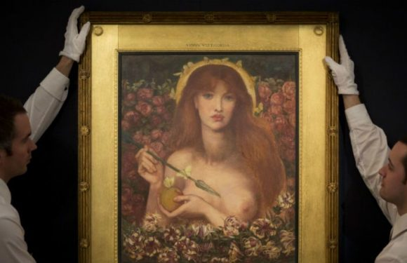 San Francisco's Legion Of Honor Is Hosting A Dazzling New Pre-Raphaelite Exhibition This Summer