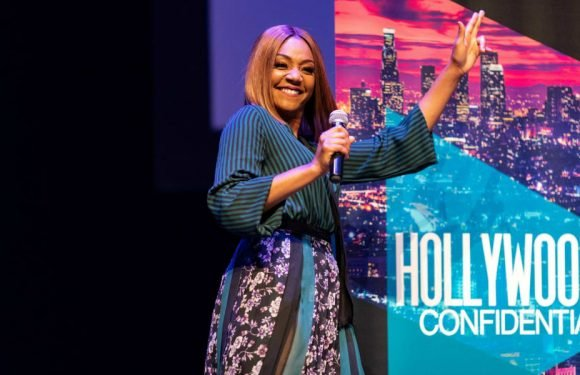 Tyler Perry Gave Tiffany Haddish a Tesla, & We're Officially in Tears