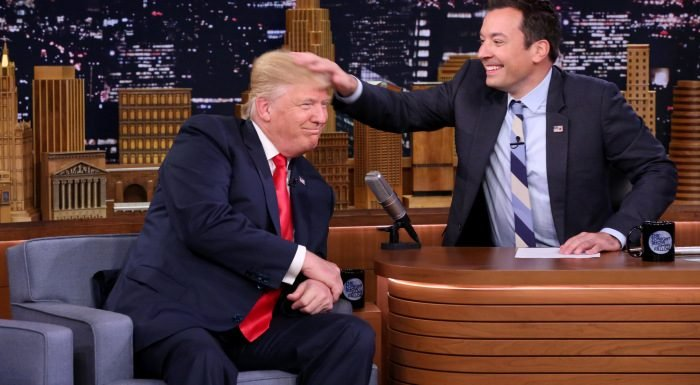 Trump Slams Jimmy Fallon for Expressing Regret Over 2016 Interview: 'Be a Man Jimmy!'