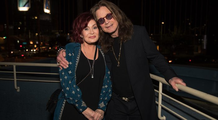 Sharon and Ozzy Osbourne Prove That a Family Business Can Be Functional