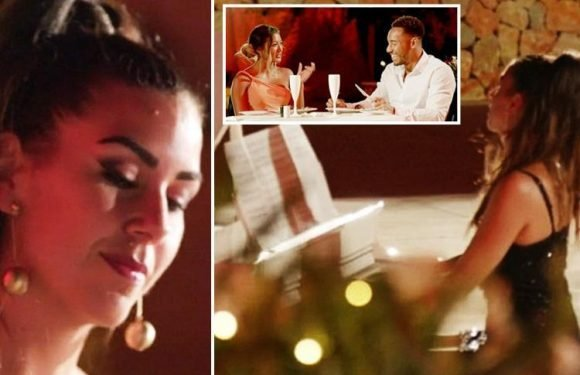 Love Island fans in hysterics as they're convinced 'loyal' Georgia is playing the piano on Josh and Kaz's big date